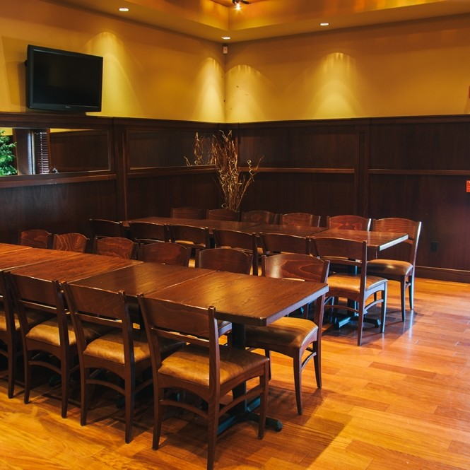 Berkeley Heights private party room