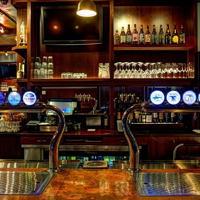 Berkeley Height side bar taps